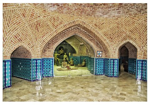 Anthropology Museum of Qajar Bath